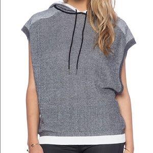 Rag & bone brenda sleeveless hoodie